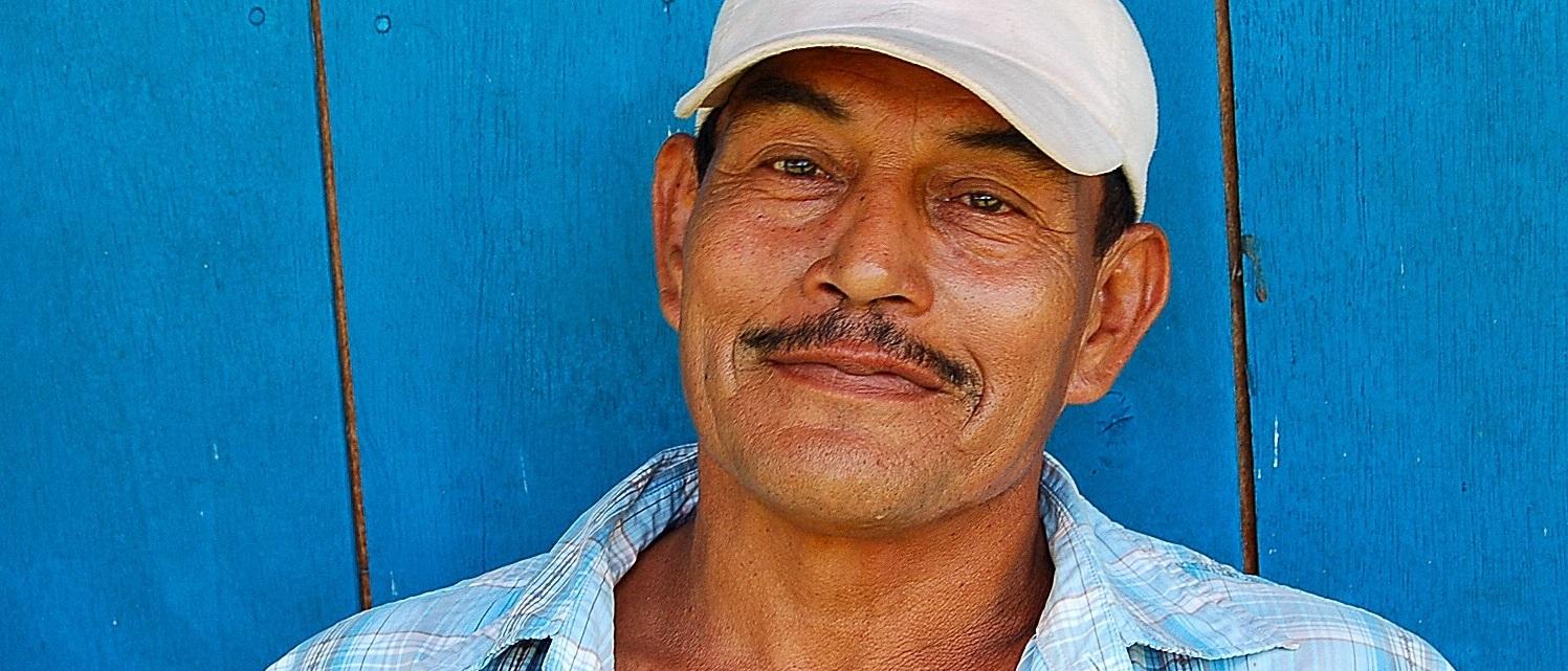Der Schamane und Heiler Don Pedro in Peru